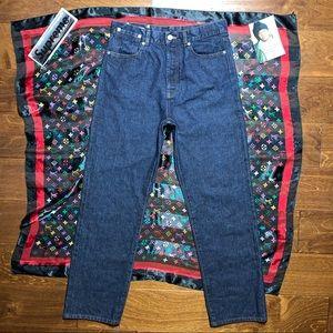 ★ Dries Van Noten spellout Jeans Rare Designer ★
